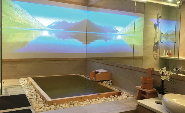 Private Koyamaki Onsen Suite at Centrepoint